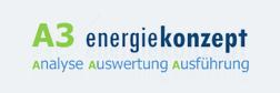 A3 energiekonzept